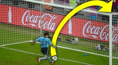 10 Empty Goal Soccer Misses