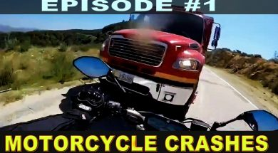 GoPro Motorcycle Crashes Compilation