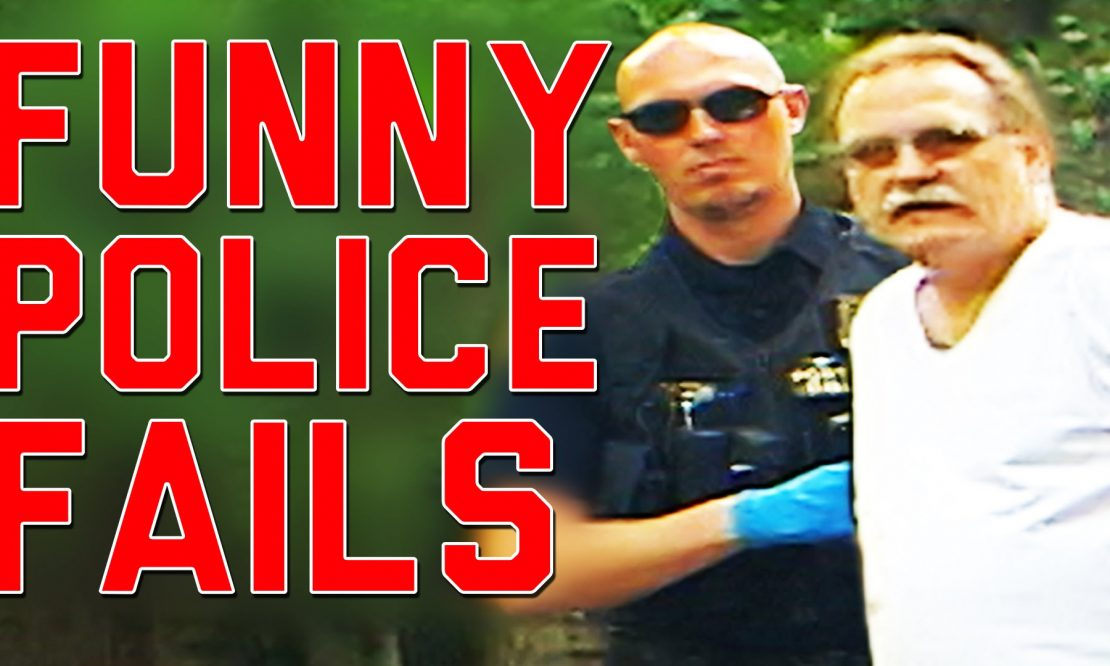 Police Fails Compilation – Best of Funniest Cops