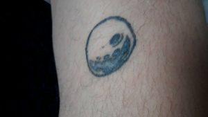 moon tattoo fail